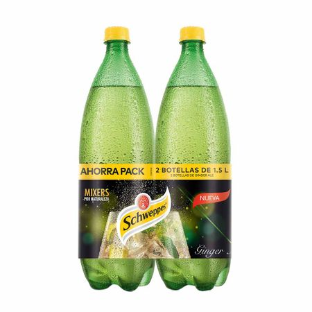 gaseosa-schweppes-ginger-ale-botella-1.5l-paquete-2un