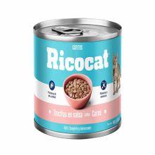 comida-para-gatitos-ricocat-trocitos-carne-lata-160g