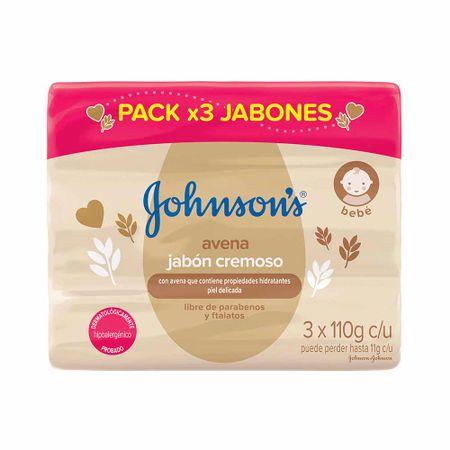 jabon-de-tocador-johnsons-avena-paquete-3un