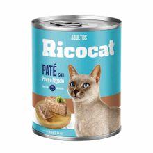 comida-para-gatos-ricocat-adultos-pate-pavo-e-higado-lata-330g