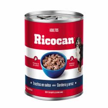 comida-para-perros-ricocan-adultos-cordero-y-arroz-lata-280g
