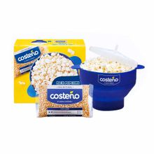 pack-popcorn-maker-costeno-bowl-popcorn-costeno-bolsa-500g