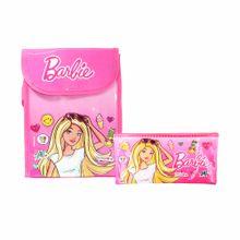 set-barbie-basic-lonchera-cartuchera