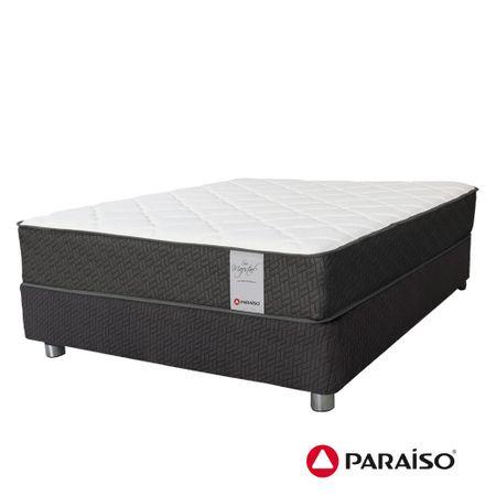 cama-paraiso-su-majestad-one-side-2-plazas-2-almohadas-protector