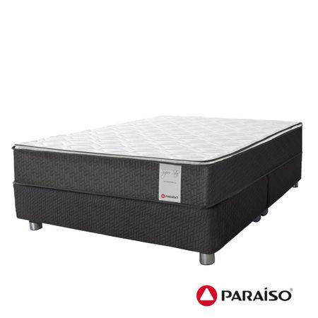 cama-paraiso-superstar-one-side-queen-2-almohadas-protector