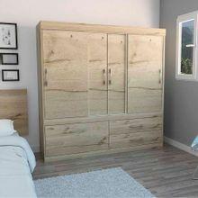closet-tuhome-allegro-4-puertas-y-2-cajones-duna
