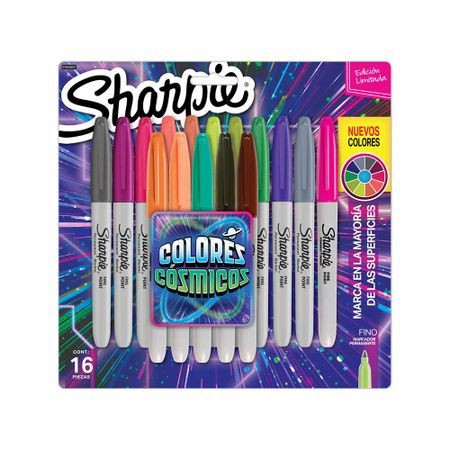 marcador-permanente-sharpie-colores-cosmicos-caja-16un