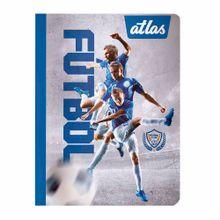 cuaderno-atlas-futbol-rayado-88-hojas