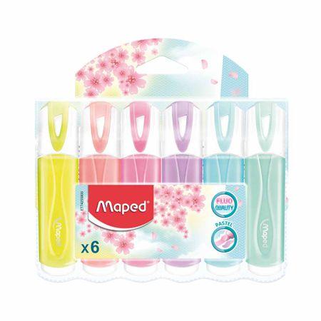 resaltador-maped-color-pastel-paquete-6un