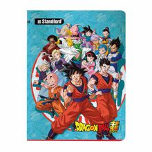 cuaderno-standford-dlx-triple-renglon-dragon-ball-84-hojas