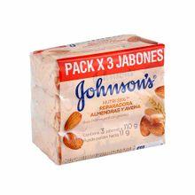 jabon-de-tocador-johnsons-almendra-y-avena-paquete-3un