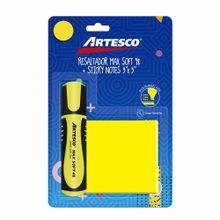 pack-artesco-resaltador-max-soft-48-amarillo-1un-sticky-note-3x3-100-hojas