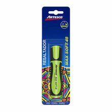resaltador-artesco-max-soft-48-verde-blister-1un