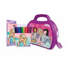 set-artesco-barbie-lonchera-colores-caja-12un-plumones-estuche-12un