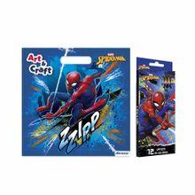 pack-artesco-spiderman-libro-para-colorearcolores-caja-12un