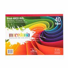 papeles-de-colores-macedonia-a4-block-arcoiris-paquete-40-hojas