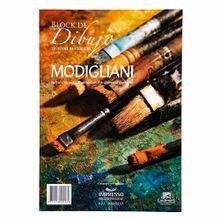 block-de-dibujo-modigliani-a4-20-hojas