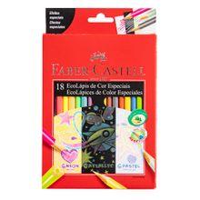 ecolapices-faber-castell-120918p-neon-metalico-pastel-caja-18un