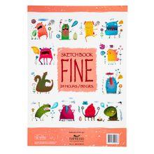 sketch-book-fine-infantil-24-hojas