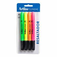 resaltador-artline-supreme-colores-epf-600-blister-4un