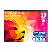 block-de-cartulina-alpha-art-20-hojas