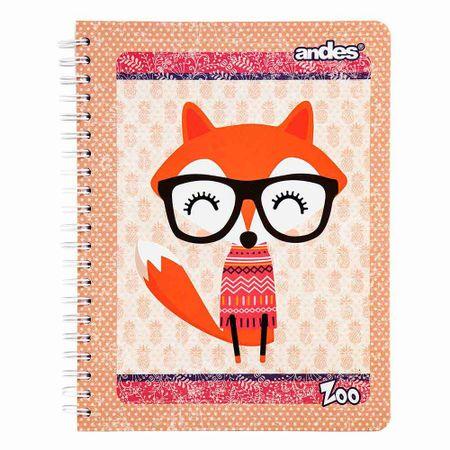 cuaderno-espiral-andes-zoo-a4-cuadriculado-180-hojas