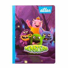 cuaderno-atlas-diseno-monster-cuadriculado-88-hojas