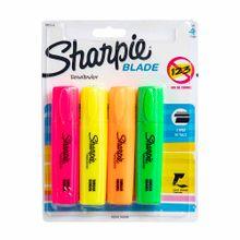 resaltador-sharpie-colores-surtidos-caja-4un