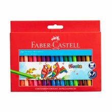 plumones-faber-castell-fiesta-45-33045-caja-20un