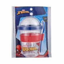 vaso-de-yogurt-spiderman-con-cucharita-450ml