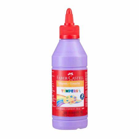 tempera-faber-castell-violeta-frasco-250ml