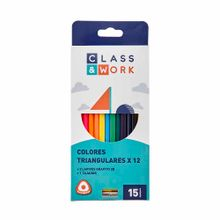 colores-class-work-triangulares-caja-15un