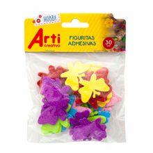 figuritas-adhesivas-arti-stickers-de-mariposas-glitter-bolsa-30un