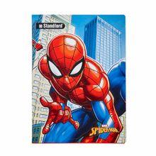 cuaderno-standford-spiderman-cuadriculado-84-hojas