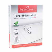 carpeta-faber-castell-universal-a4-blanco