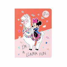 cuaderno-loro-minnie-llama-fun-rayado-88-hojas