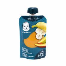 compota-gerber-platano-mango-doypack-100g