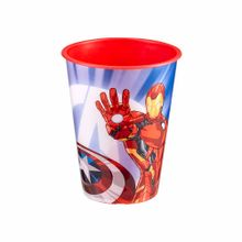vaso-avengers-rojo-450ml