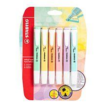 resaltador-stabilo-swing-cool-pastel-blister-6un