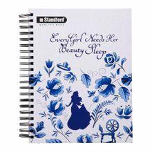 cuaderno-espiralado-standford-a4-princesa-160-hojas