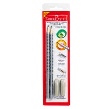 lapiz-faber-castell-eco-grip-2001-eco-tapa-borradora-blister-4un