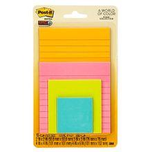 notas-y-banderitas-adhesivas-post-it-colores-blister-4un