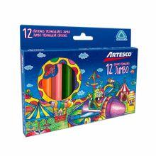 crayones-artesco-triangulares-jumbo-caja-12un