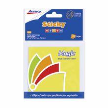 notas-adhesivas-artesco-magic-colores-100-hojas