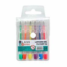 lapiceros-gel-class-work-flo-colores-estuche-6un