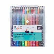 pack-class-work-plumones-12un-colores-15un
