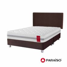 dormitorio-paraiso-medallon-chocolate-queen-2-almohadas-protector