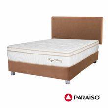 dormitorio-paraiso-royal-prince-camel-1-5-plazas-1-almohada-viscoelastica-protector
