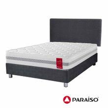 dormitorio-paraiso-medallon-acero-2-plazas-2-almohadas-protector