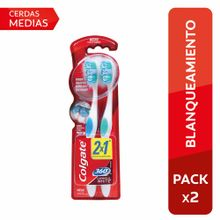 cepillo-dental-colgate-360-luminous-white-medio-paquete-2un